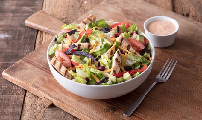 Baja Fiesta Salad