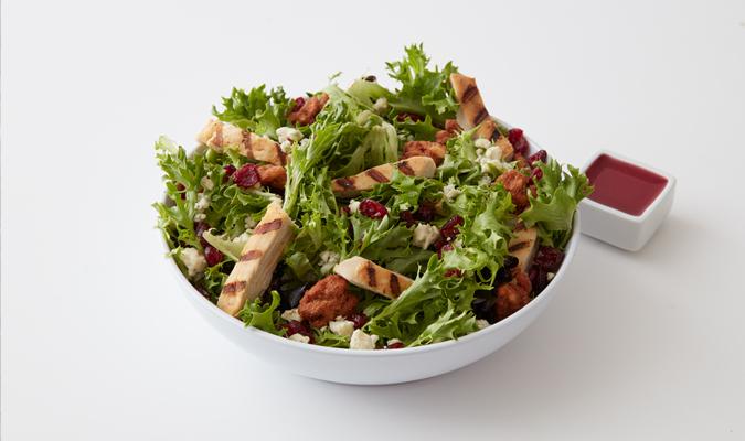 Chicken Gorgonzola Salad