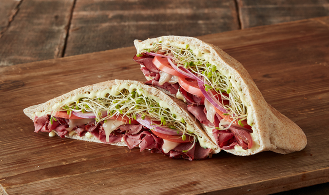 Marrakech Express Sandwich