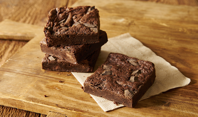 Peruvian Chocolate Manifesto Brownie