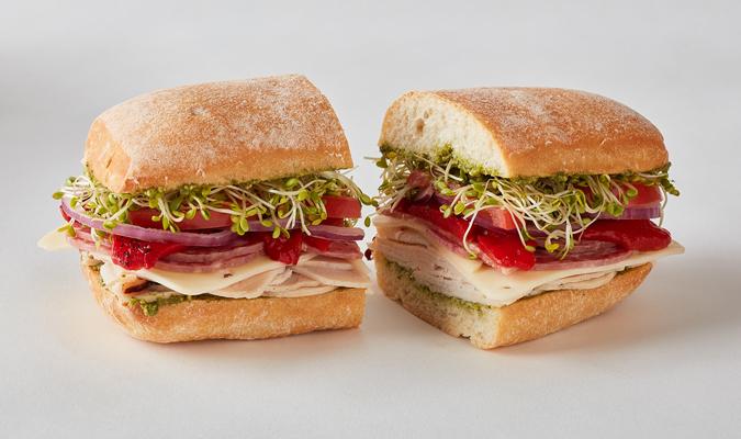 Ciao Down Sandwich